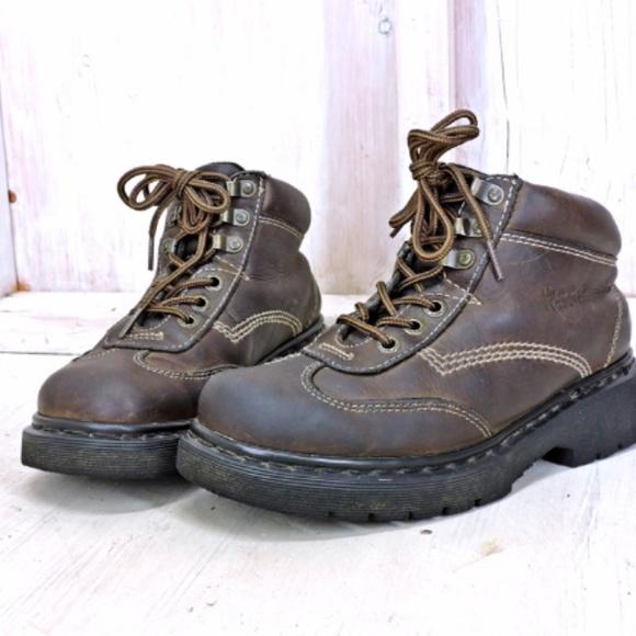 03a539a2bc79a Dr. Martens Shoes | Dr Martens Boots Mens 8 Womens 95 Vintage 80s ...